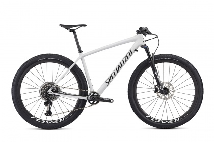 Велосипед Specialized Epic Hardtail Men's Pro Carbon 29 (2019) / Белый
