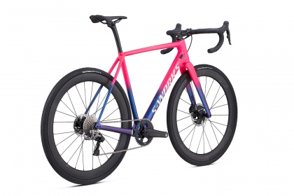 Велосипед Specialized S-Works CruX Di2 (2019) / Розовый