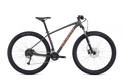 Велосипед Specialized Rockhopper Women's Comp 29 (2019) / Зеленый