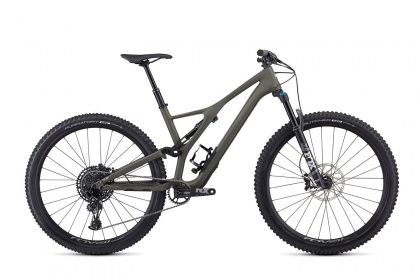 Велосипед Specialized Stumpjumper ST Men's Comp Carbon 29 12-SPD (2019) / Зеленый