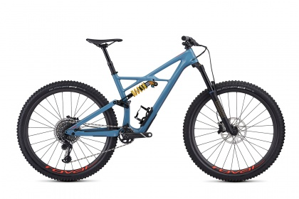 Велосипед Specialized Enduro FSR Pro Carbon 29/6Fattie (2019) / Синий