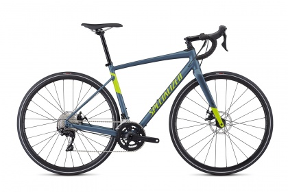 Велосипед Specialized Diverge Men's E5 Comp (2019) / Синий