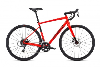 Велосипед Specialized Diverge Men's E5 (2019) / Красный