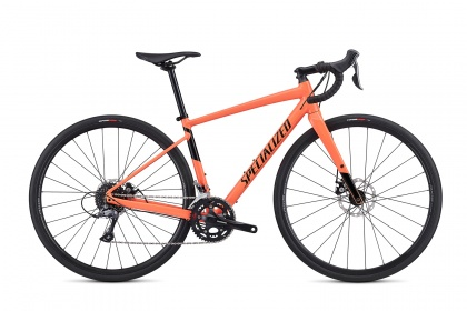 Велосипед Specialized Diverge Women's E5 (2019) / Розовый