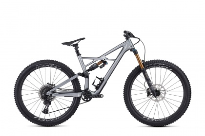 Велосипед Specialized S-Works Enduro Carbon 29/6Fattie (2019) / Серый