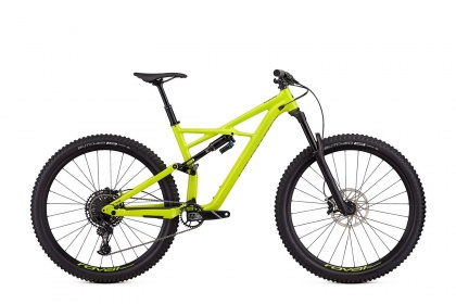 Велосипед Specialized Enduro Comp 29/6Fattie (2019) / Желтый