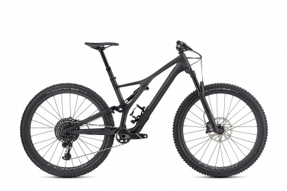 Велосипед Specialized Men's Stumpjumper ST Expert Carbon 29 (2019) / Черный