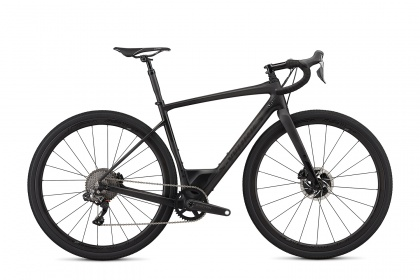 Велосипед Specialized S-Works Men's Diverge Di2 (2019) / Черный