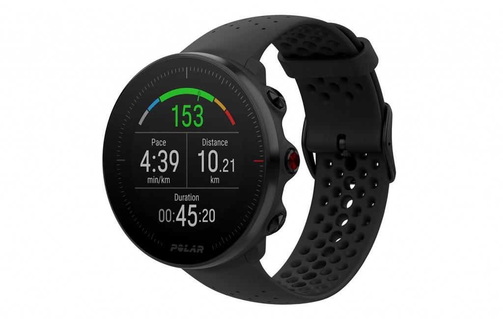 Спортивные часы Polar Vantage M, для триатлона / Черные купить в интернет-магазине CityCycle.ru