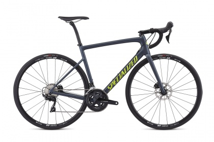 Велосипед шоссейный Specialized Men's Tarmac SL6 Sport Disc (2019) / Синий