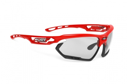 Очки Rudy Project Fotonyk / Fire Red Gloss ImpactX Photochromic 2 Black