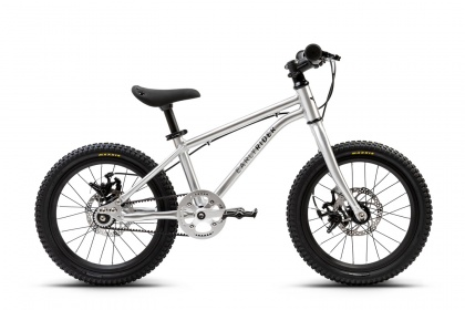 Велосипед детский Early Rider Belter 16 Trail Works / Серебристый