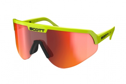 Очки Scott Sport Shields 60th / Yellow Red Chrome