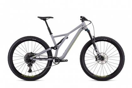 Велосипед Specialized Men's Stumpjumper Comp Alloy 29 12-speed (2019) / Серый
