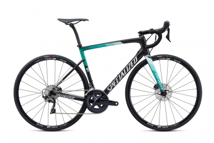 Велосипед шоссейный Specialized Men's Tarmac SL6 Comp Disc (2019) / Bora Team