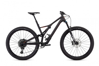 Велосипед Specialized Stumpjumper Men's Comp Carbon 29 12-SPD (2019) / Серый
