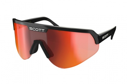 Очки Scott Sport Shields 60th / Black Red Chrome