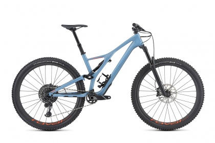 Велосипед Specialized Men's Stumpjumper Expert Carbon 29 (2019) / Синий