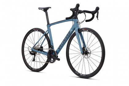 Велосипед шоссейный Specialized Roubaix Sport (2020) / Синий