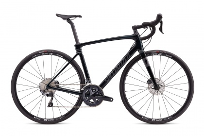 Велосипед шоссейный Specialized Roubaix Comp (2020) / Синий