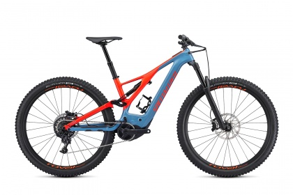 Электровелосипед Specialized Men's Turbo Levo Expert Carbon 29 (2019) / Синий