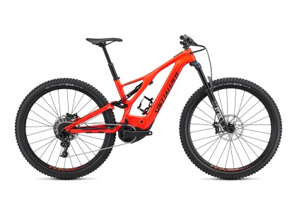 Электровелосипед Specialized Men's Turbo Levo Comp Carbon 29 (2019) / Красный