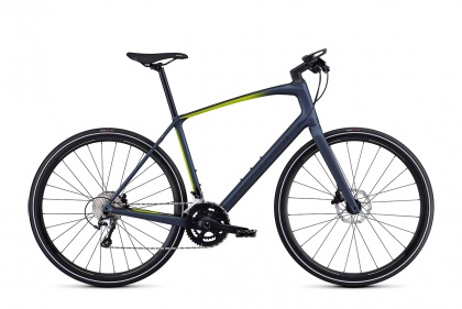 Велосипед Specialized Men's Sirrus Elite Carbon (2019) / Синий