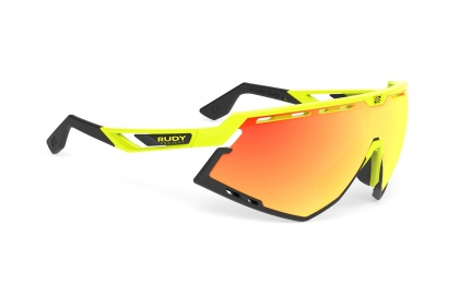 Очки Rudy Project Defender / Yellow Fluo RP Optics Multilaser Orange