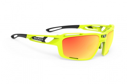 Очки Rudy Project Sintryx / Yellow Fluo Gloss Polar 3FX HDR Multilaser Orange