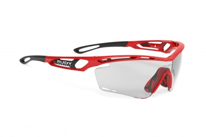 Очки Rudy Project Tralyx / Fire Red Gloss ImpactX Photochromic 2 Black