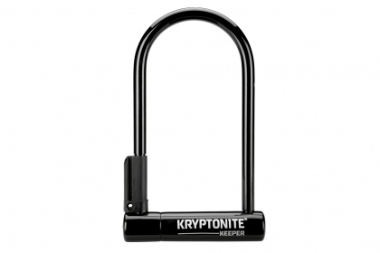 Велозамок Kryptonite New-U Keeper Standard / Черный