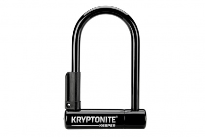 Велозамок Kryptonite New-U Keeper Mini-6 / Черный