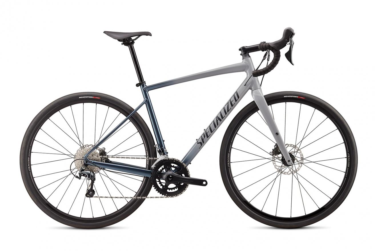 Велосипед гравийный Specialized Diverge E5 Elite (2020) / Серый