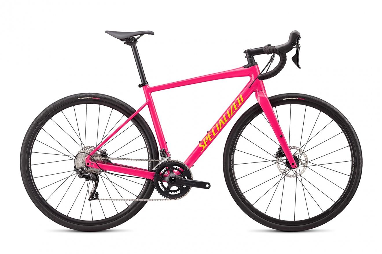 Велосипед гравийный Specialized Diverge E5 Comp (2020) / Розовый
