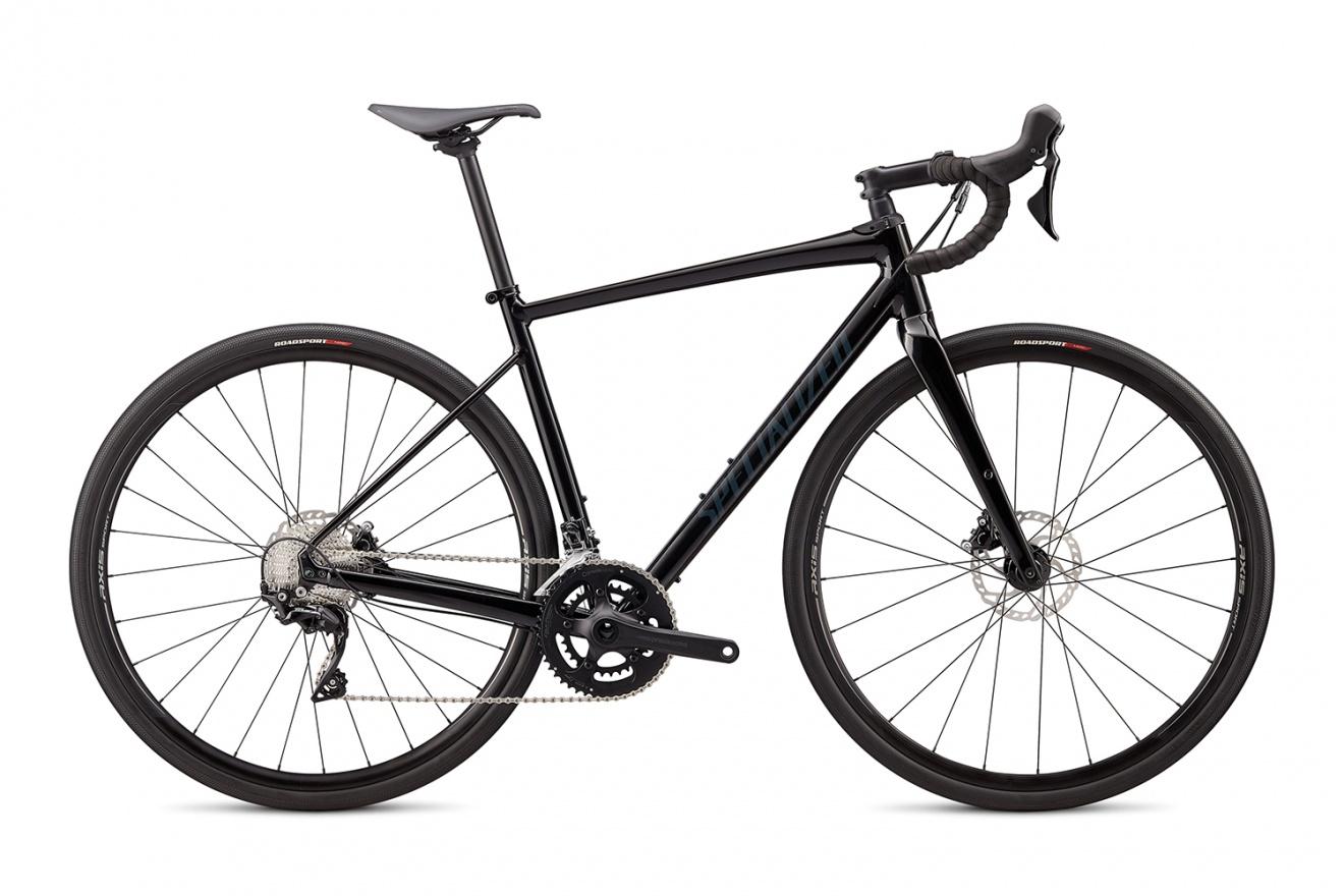 Велосипед гравийный Specialized Diverge E5 Comp (2020) / Черный
