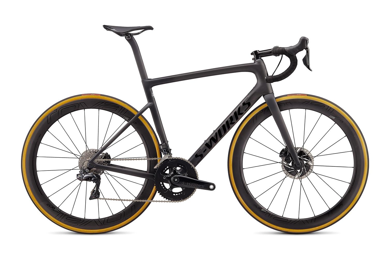 Велосипед шоссейный Specialized Tarmac SL6 S-Works Disc Di2 (2020 ...