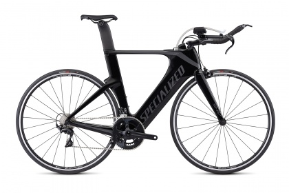 Велосипед для триатлона Specialized Shiv Elite (2020) / Черный
