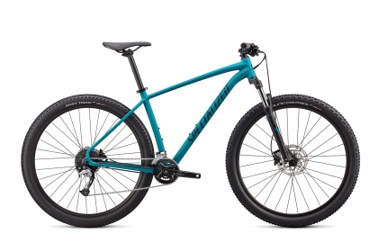 Велосипед Specialized Rockhopper Comp 29 2X (2020) / Бирюзовый