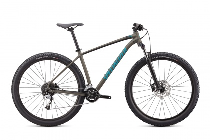Велосипед Specialized Rockhopper Comp 29 2X (2020) / Зеленый