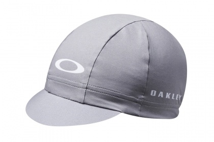 Кепка велосипедная Oakley Cycling Cap / Серая