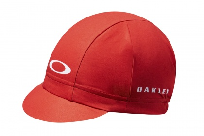 Кепка велосипедная Oakley Cycling Cap / Красная