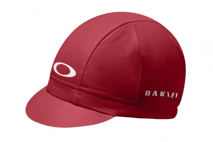 Кепка велосипедная Oakley Cycling Cap / Бордовая