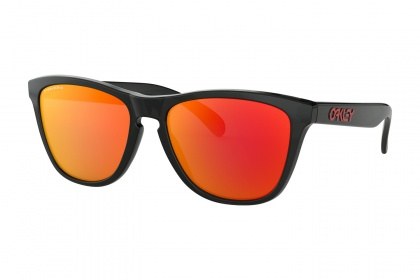 Очки Oakley Frogskins / Black Ink Prizm Ruby