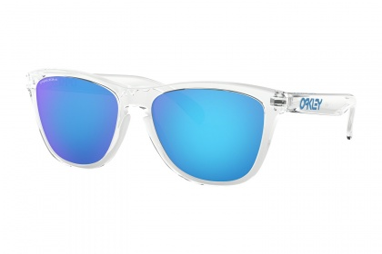 Очки Oakley Frogskins / Crystal Clear Prizm Sapphire