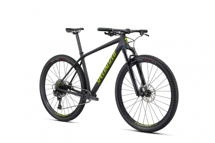 Велосипед Specialized Epic Hardtail Comp Carbon 29 (2020) / Серый