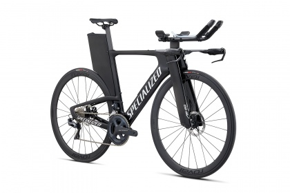 Велосипед для триатлона Specialized Shiv Expert Disc UDi2 (2020) / Черный