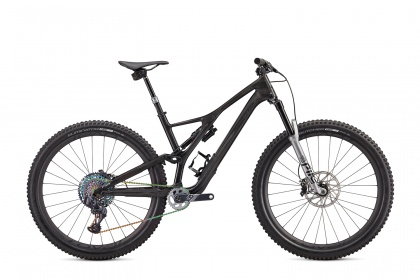 Велосипед Specialized Stumpjumper S-Works Carbon Sram AXS 29 (2020) / Черный