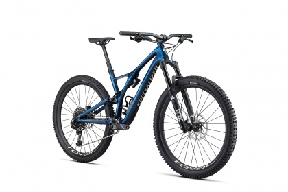 Велосипед Specialized Stumpjumper Expert Carbon 29 (2020) / Синий