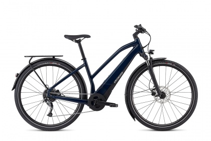 Электровелосипед городской Specialized Turbo Vado 3.0 Step-Through (2020) / Синий