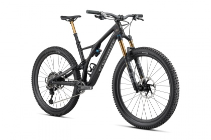 Велосипед Specialized Stumpjumper S-Works Carbon 29 (2020) / Черный